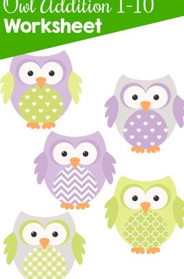 Owl Addition 1-10