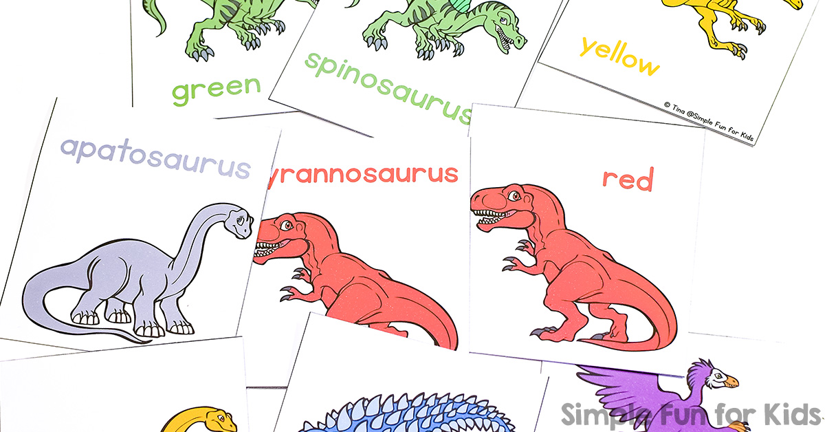 photo relating to Dinosaur Matching Game Printable referred to as Dinosaur Matching Video game for Babies - Straightforward Exciting for Small children VIP