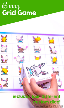 Bunny Grid Game